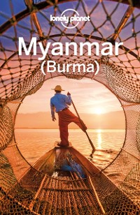 Cover Lonely Planet Myanmar (Burma)