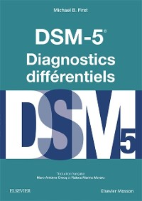Cover DSM-5 - Diagnostics Differentiels