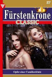 Cover Fürstenkrone Classic 57 – Adelsroman