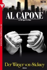 Cover Al Capone 10 – Kriminalroman