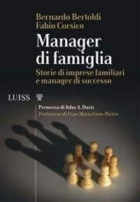 Cover Manager di famiglia