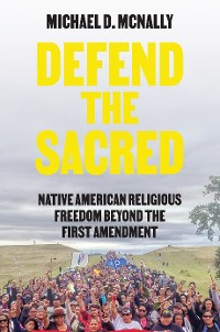 Cover Defend the Sacred