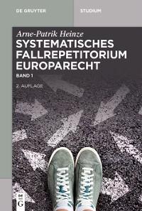 Cover Systematisches Fallrepetitorium Europarecht