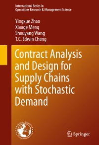 Cover Contract Analysis and Design for Supply Chains with Stochastic Demand