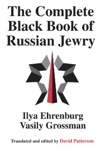 Cover Complete Black Book of Russian Jewry