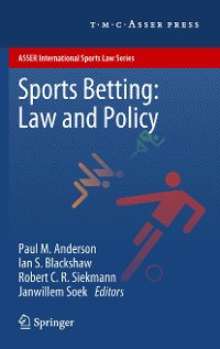 Cover Sports Betting: Law and Policy
