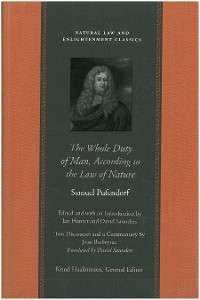 Cover The Whole Duty of Man, According to the Law of Nature