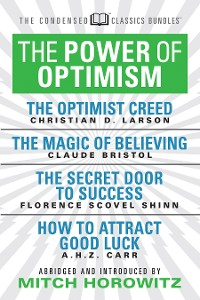 Cover The Power of Optimism (Condensed Classics)