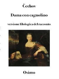 Cover Dama con cagnolino: racconto