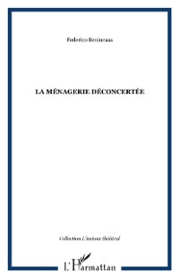 Cover La menagerie deconcertee
