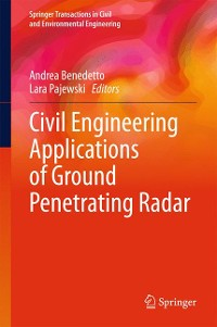 Cover Civil Engineering Applications of Ground Penetrating Radar