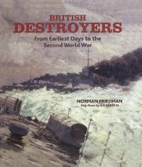 Cover British Destroyers