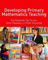 Cover Developing Primary Mathematics Teaching