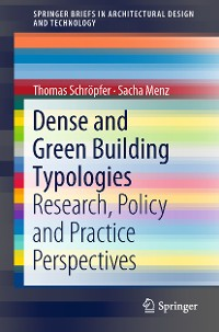 Cover Dense and Green Building Typologies
