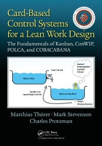 Cover Card-Based Control Systems for a Lean Work Design