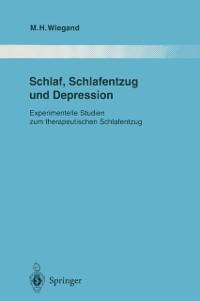Cover Schlaf, Schlafentzug und Depression