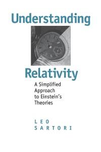 Cover Understanding Relativity