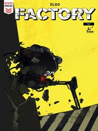 Cover Factory (2018), Issue 3