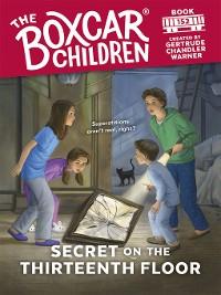 Cover Secret on the Thirteenth Floor
