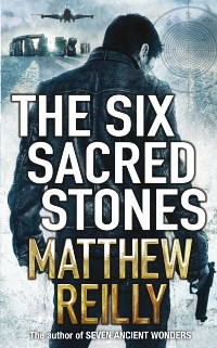 Cover Six Sacred Stones