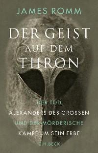 Cover Der Geist auf dem Thron