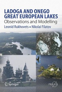Cover Ladoga and Onego - Great European Lakes
