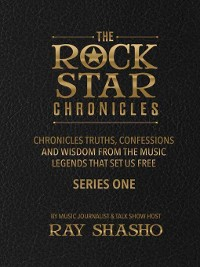 Cover The Rock Star Chronicles