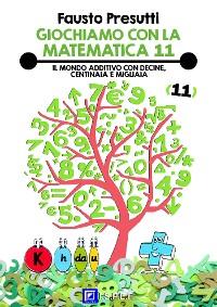 Cover Giochiamo con la Matematica 11