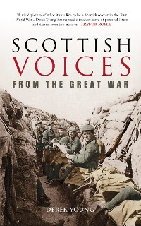 Cover Scottish Voices From the Great War