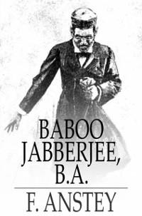 Cover Baboo Jabberjee, B.A.