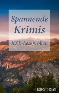 Cover XXL-Leseproben-Bundle Spannende Krimis