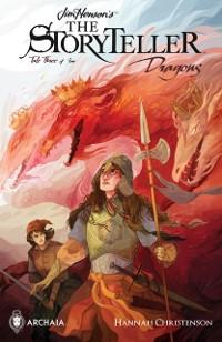 Cover Jim Henson's Storyteller: Dragons #3