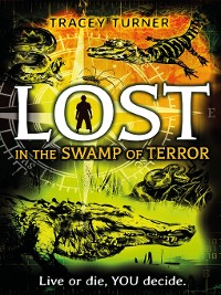 Cover Lost... In the Swamp of Terror