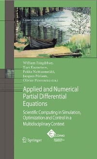 Cover Applied and Numerical Partial Differential Equations