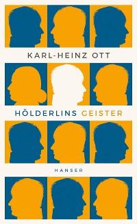 Cover Hölderlins Geister