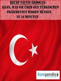 Cover Recep Tayyip Erdogan (Biografie kompakt)