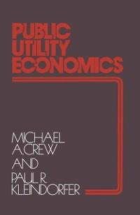 Cover Public Utility Economics