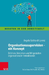 Cover Organisationssupervision – ein Konzept