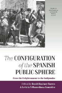 Cover The Configuration of the Spanish Public Sphere