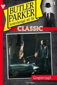 Cover Butler Parker Classic 11 – Kriminalroman
