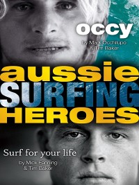 Cover Aussie Surfing Heroes