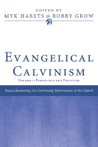 Cover Evangelical Calvinism