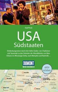Cover DuMont Reise-Handbuch Reiseführer USA, Die Südstaaten