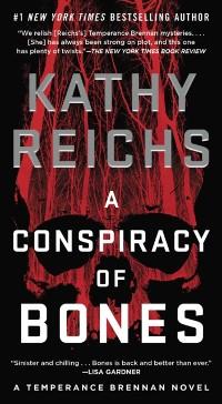 Cover Conspiracy of Bones