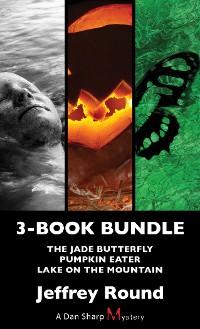 Cover Dan Sharp Mysteries 3-Book Bundle