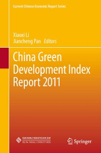 Cover China Green Development Index Report 2011