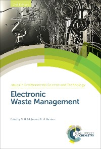 Cover Electronic Waste Management