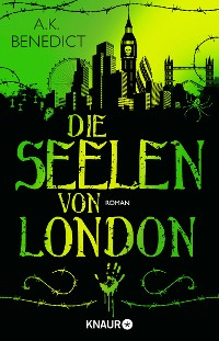Cover Die Seelen von London