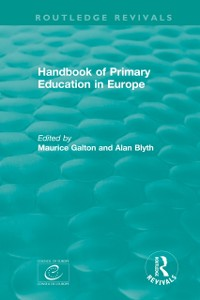 Cover Handbook of Primary Education in Europe (1989)