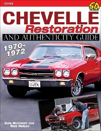 Cover Chevelle Restoration and Authenticity Guide 1970-1972
